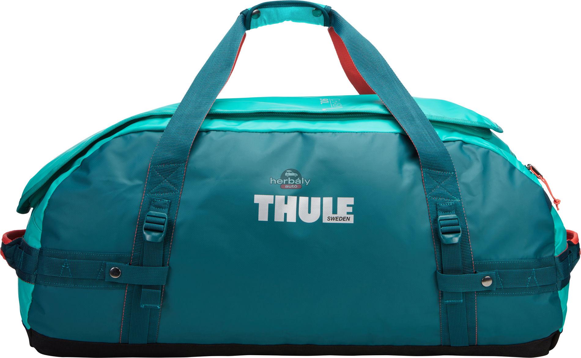 Thule Chasm 221304 sporttáska 90L, türkiz