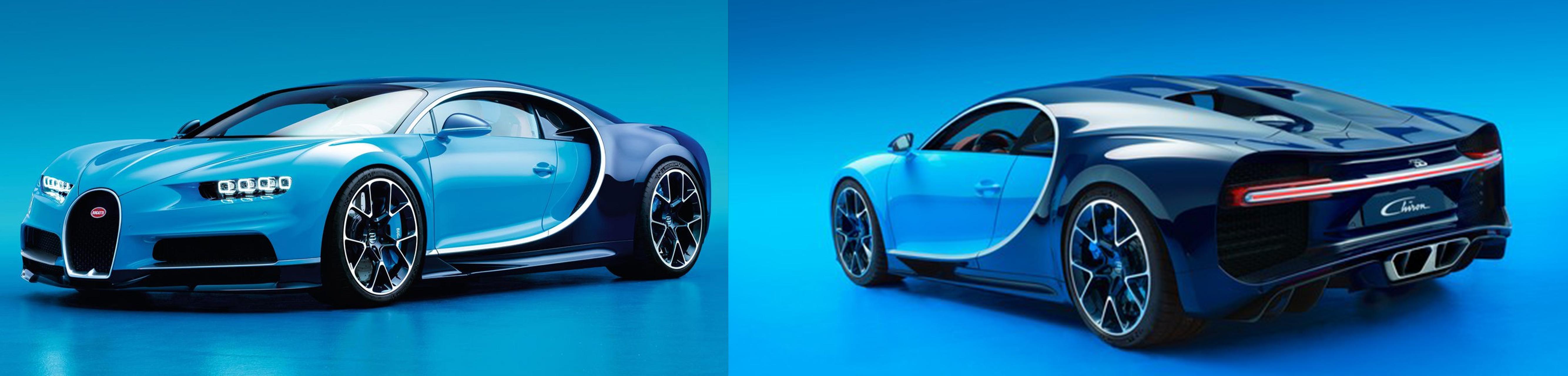 Bugatti Cherion