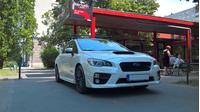 Subaru Impreza - Thule Wingbar, fekete