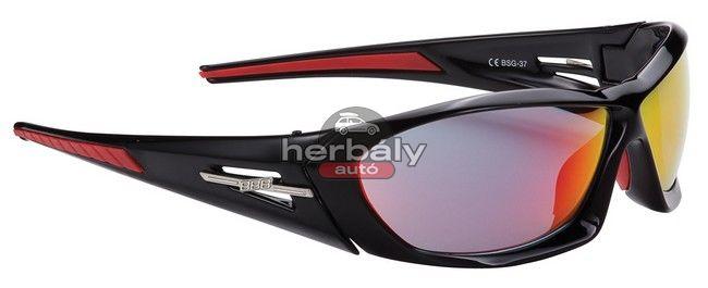BBB Rapid BSG-37 napszemüveg, fekete-piros