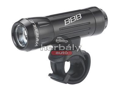 BBB HighFocus BLS-62 bicikli lámpa - első, fekete
