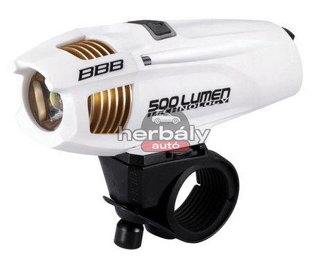 BBB Strike 500 BLS-72 kerékpár lámpa - első, fehér