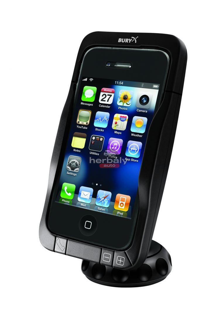 Bury MOTION iPhone 4/4S kihangosító