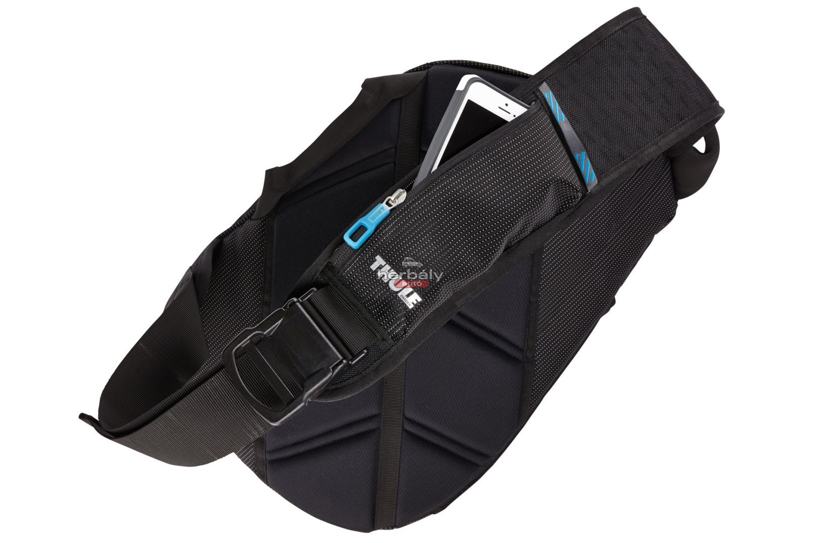 Thule Crossover TCSP-313 egypántos hátizsák, fekete