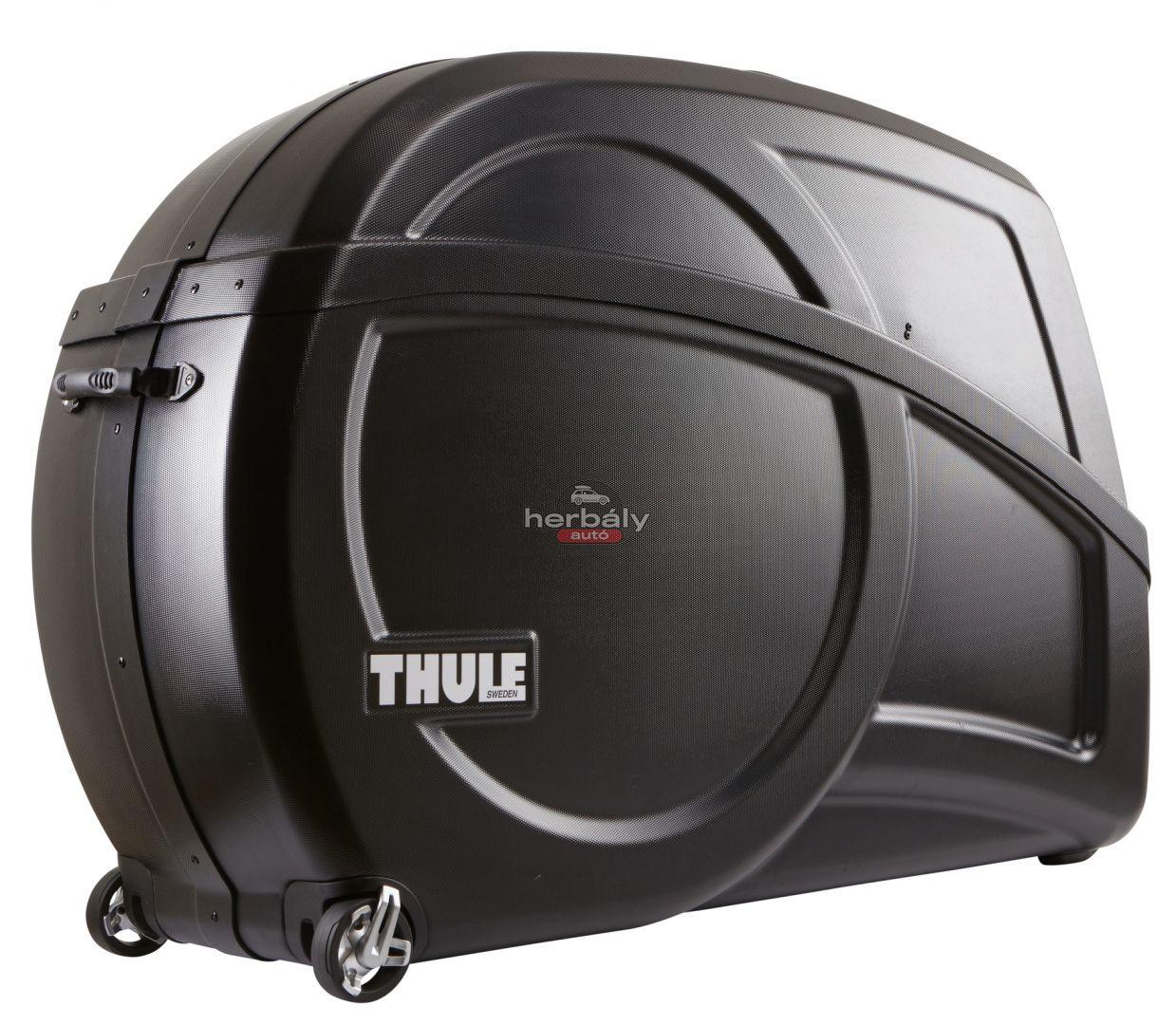 1b0045374a07 Thule RoundTrip Transition 100502 kerékpár szállító bőrönd   Táska ...