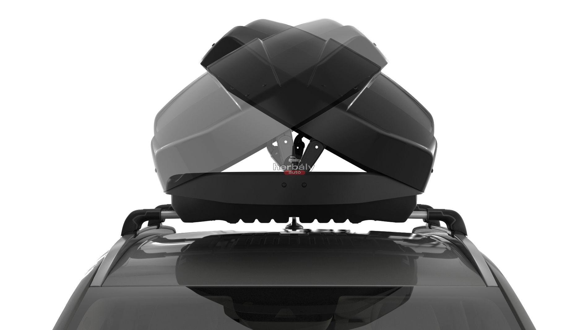 Thule Motion XT XL 800 tetőbox, matt fekete