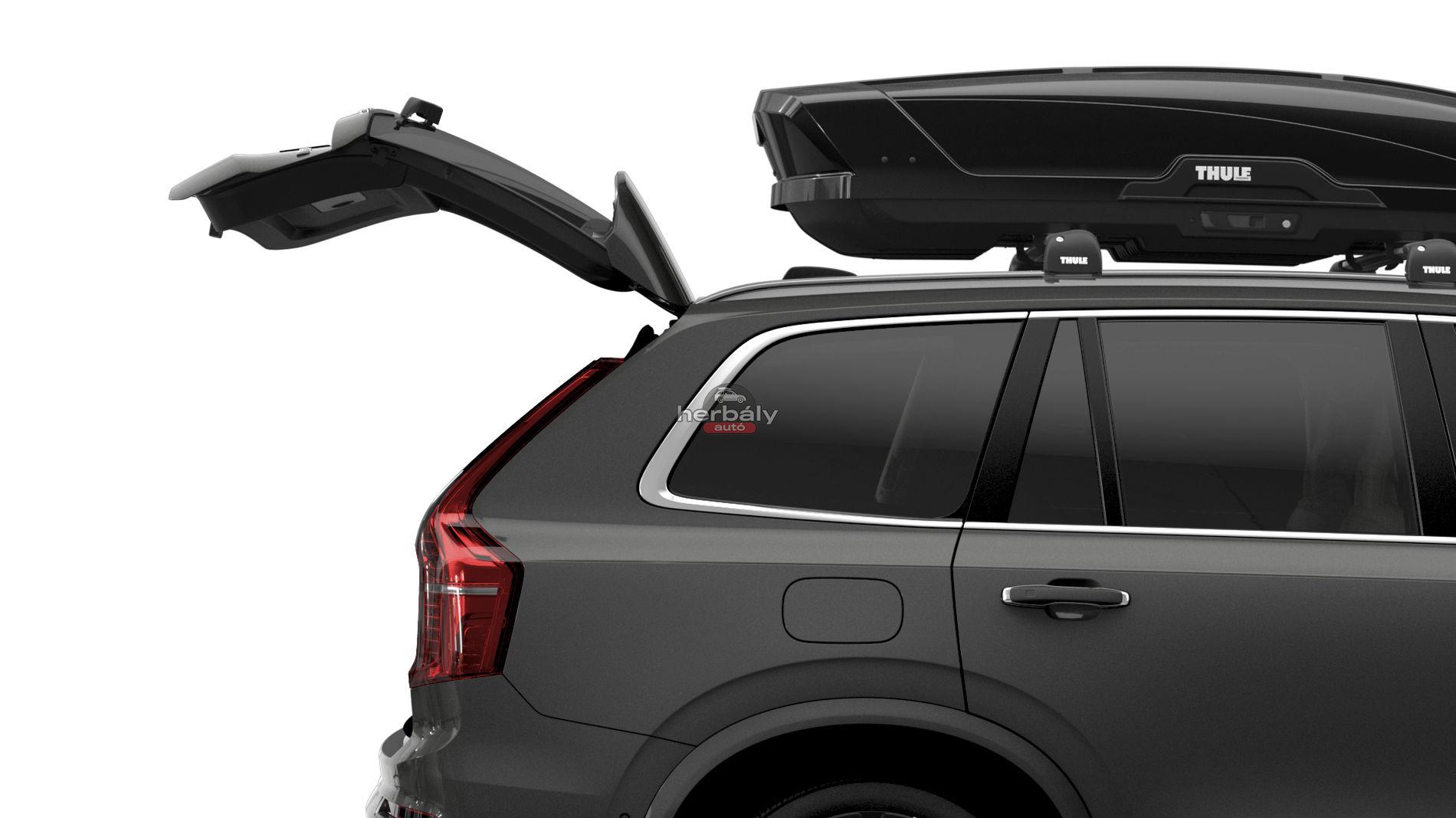 Thule Motion XT Sport 600 tetőbox, fekete