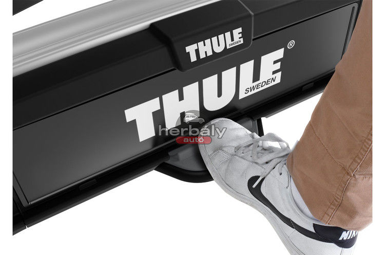 Thule VeloSpace 917/918 kerékpártartó vonóhorogra