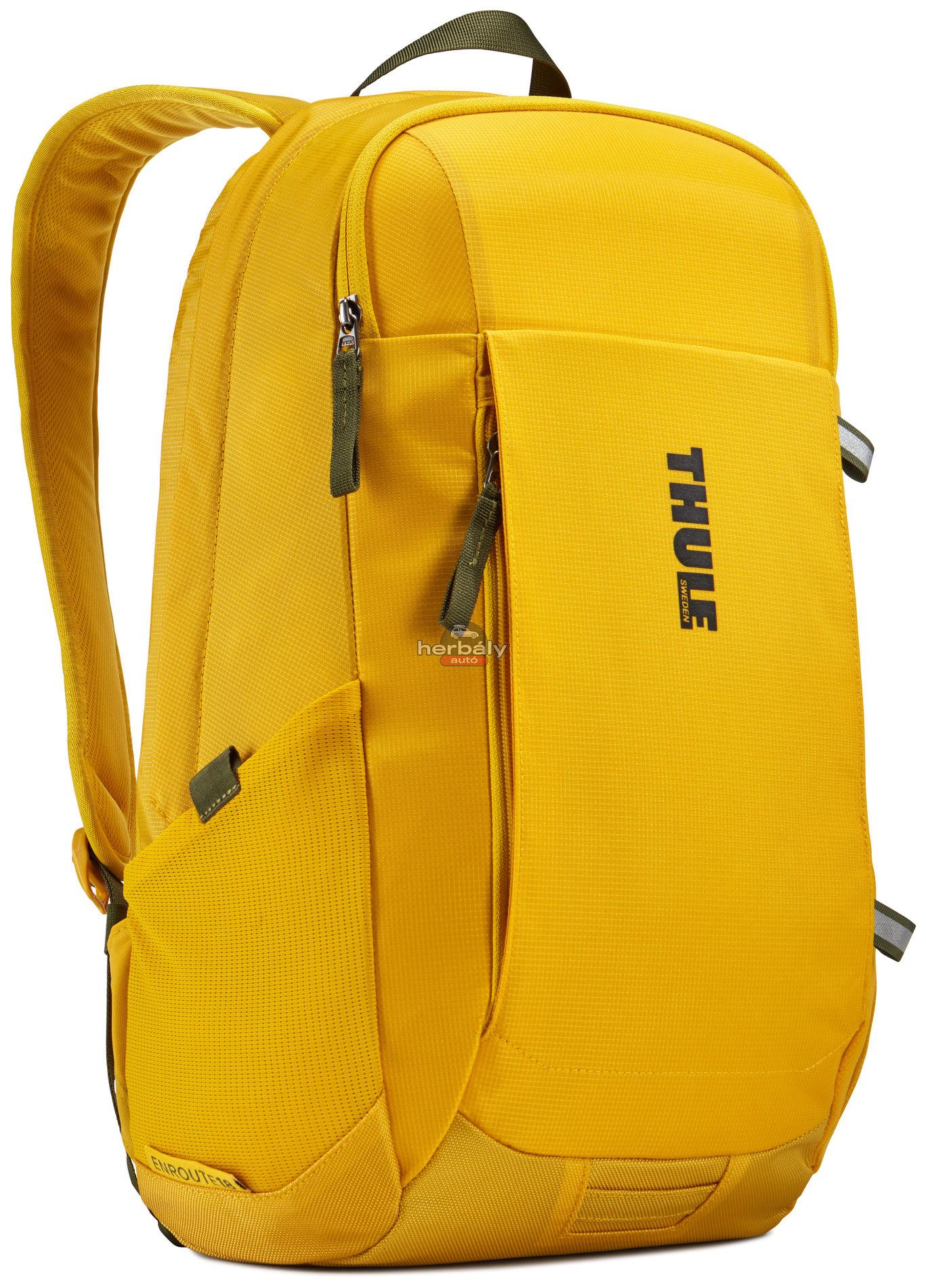 Thule EnRoute TEBP-215MKO 18L hátizsák, sárga