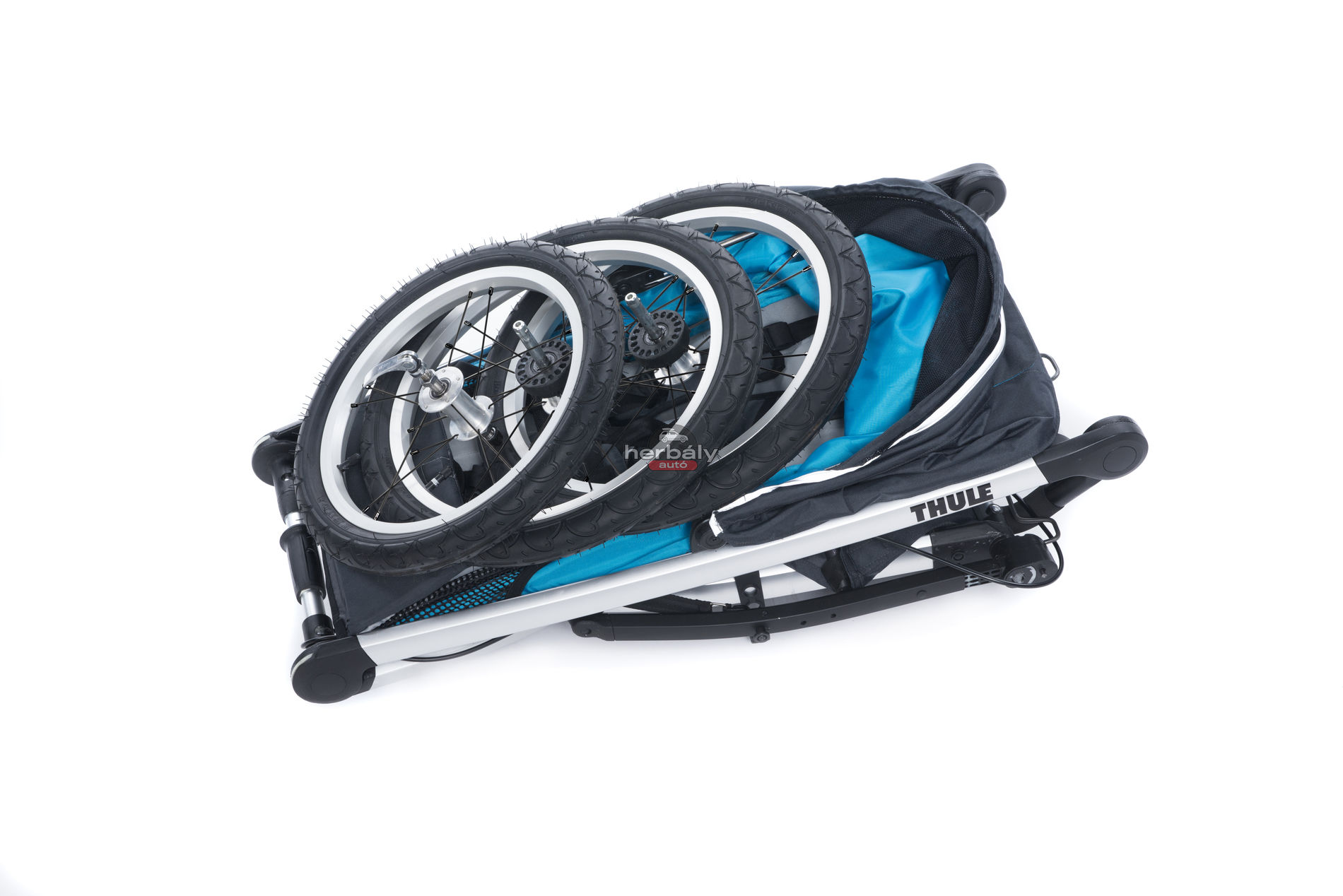 Thule Glide 10101901  Dark Shadow sport babakocsi