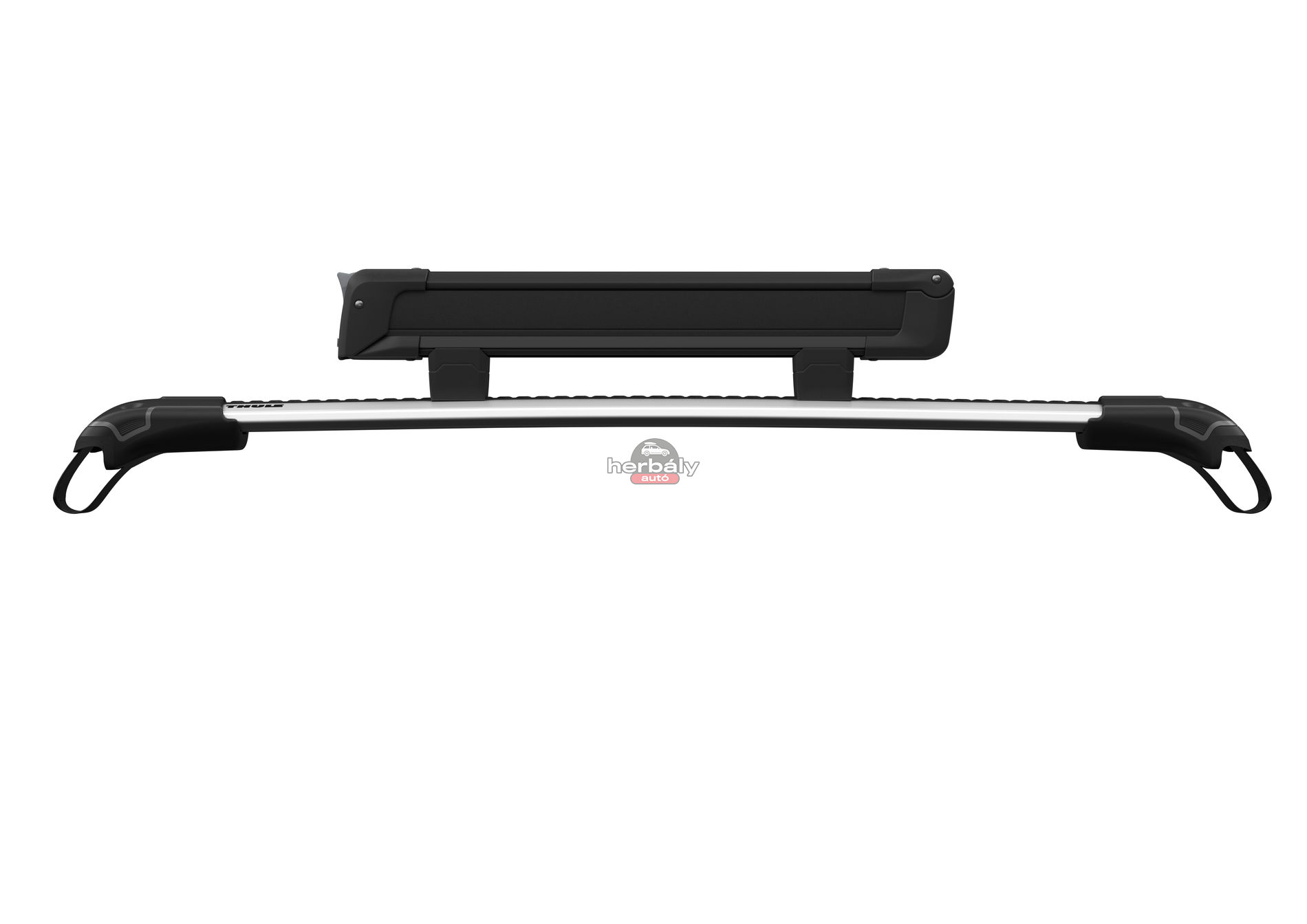 Thule SnowPack 7324B síléctartó, 50 cm, fekete