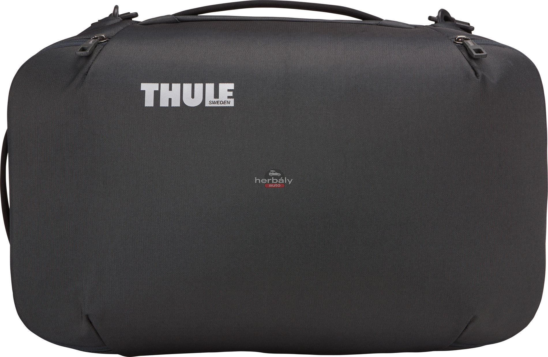Thule Subterra TSD-340DSH kézipoggyász 40 L, fekete