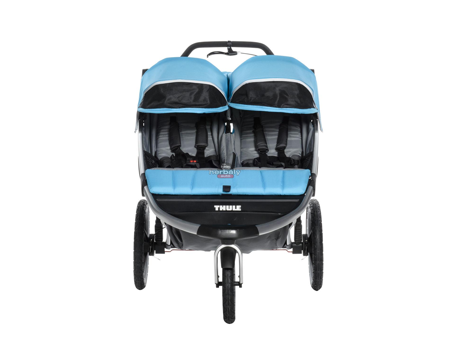 Thule Urban Glide 1 Double 10101907 Thule Blue sport babakocsi