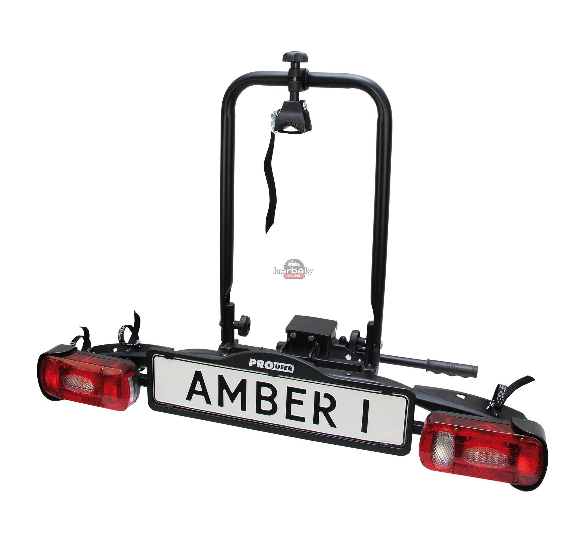 Pro-User Amber I kerékpártartó vonóhorogra