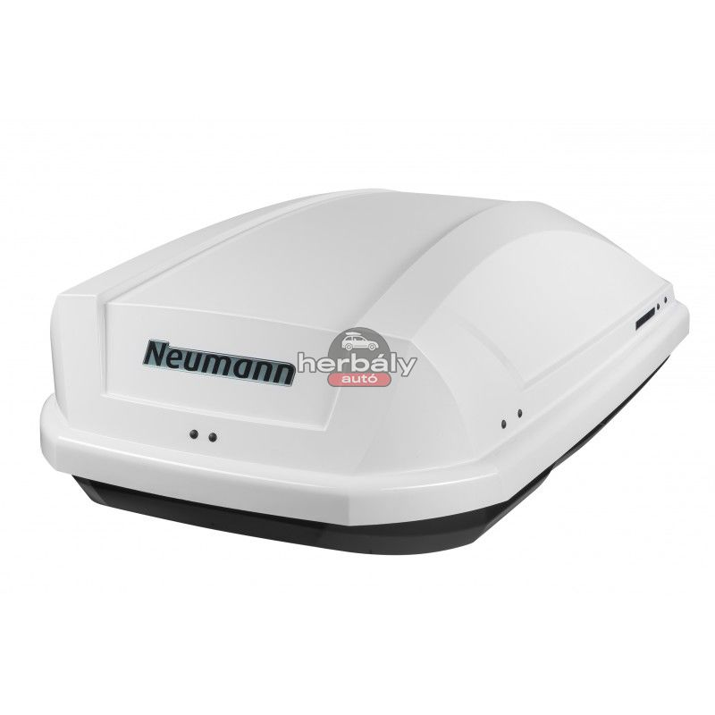 NEUMANN Adventure 130 NPB1907C tetőbox Fényes Fehér
