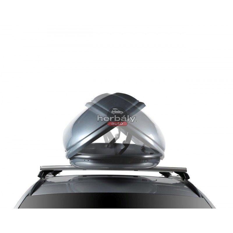 NEUMANN Eldorado NPB1409CCR tetőbox Fényes Ezüst