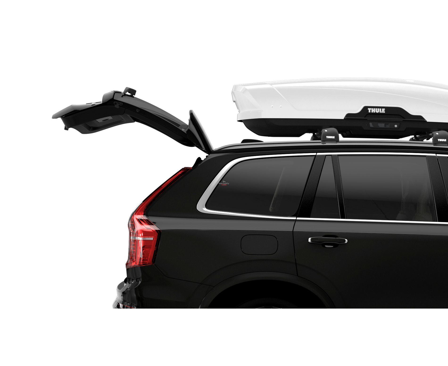 Thule Motion XT XL 800 tetőbox, fehér | Autófelszerelés ...