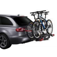 Kerékpártartók vonóhorogra