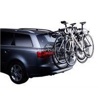 Thule kerékpáratók hátsó