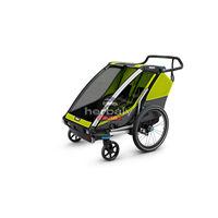 Thule Chariot Cab 2 10204001, Zöld/Szürke