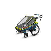 Thule Chariot Sport 2 10201004, Zöld/Kék